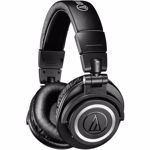 Casti Bluetooth Dj Audio-Technica ATH-M50xBT Wireless Negre m50xbt