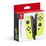 NINTENDO SWITCH JOY-CON PAIR NEON YELLOW - GDG ntn9010034