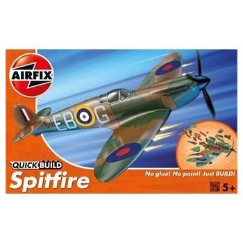 Macheta avion de construit Spitfire afj6000