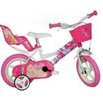 Bicicleta copii DINO BIKES Bicicleta Barbie - 126RL BA