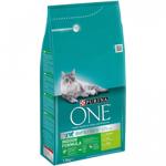 Hrana uscata pentru pisici Purina One, Indoor, Curcan, 1.5kg