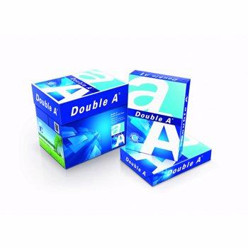 DOUBLE-A Hartie alba pentru copiator A5, 80g/mp, 500coli/top, clasa A, Double A