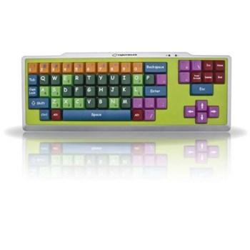 Tastatura educationala Esperanza EK121 Verde ek121 - 5901299900031