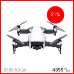DJI Mavic Air Fly More Drone Combo - Artic White