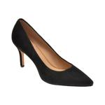 Pantofi ALDO negri, Coronitiflex001, din piele intoarsa
