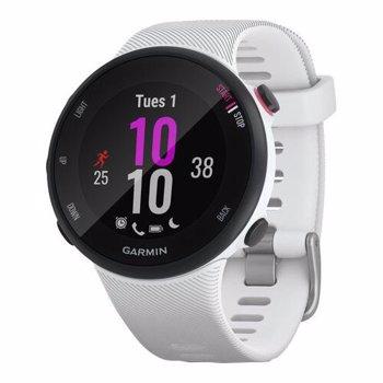 Ceas smartwatch Garmin Forerunner 45S, White