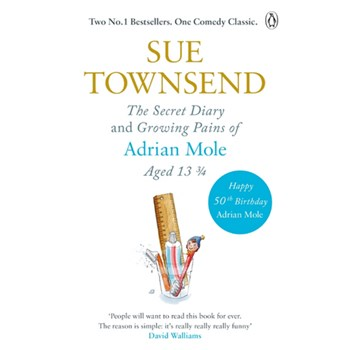 The Secret Diary & Growing Pains of Adrian Mole Aged 13 ¾ (Adrian Mole, nr. 1)