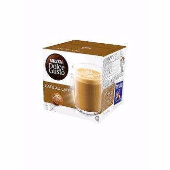 Capsule Nescafé Dolce Gusto Café Au Lait, 16 capsule, 160g