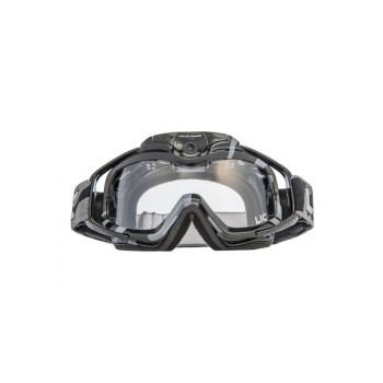 Liquid Image Torque HD369 Offroad 1080p WiFi negru - ochelari motocross cu camera foto/video Full HD