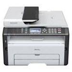 Multifunctionala Laser Monocrom Ricoh SP 213SFNW Retea Wireless Fax 407599