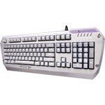 Tastatura Mecanica Gaming Tesoro Colada Saint G3NL Silver LED Aluminum Cherry MX tttsg3nlbslbw