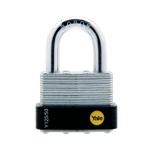 Lacat cu cheie Yale Y125601331 60mm y125/60/133/1