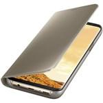 Husa Flip Clear View SAMSUNG Galaxy S8, EF-ZG950CFEGWW, Gold
