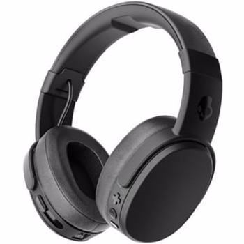 Casti SKULLCANDY Crusher S6CRWK-591, Bluetooth, On-Ear, Microfon, negru