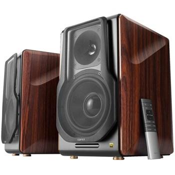 Boxe Edifier 2.0 256W S3000PRO, bluetooth, USB, telecomanda, brown