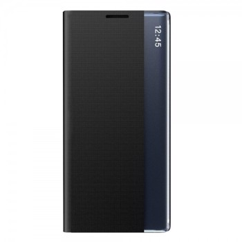 Husa Flip Cover Upzz Sleep Compatibila Cu Samsung Galaxy A51 , Negru