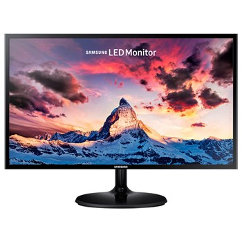 "Monitor LED PLS SAMSUNG S27F350FHU, 27"", Full HD, 60Hz, negru"