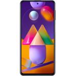 "Nou! Telefon Mobil Samsung Galaxy M31s, Procesor Exynos 9611, Octa-Core 2.3 GHz/1.7GHz, Super AMOLED Capacitiv Touchscreen 6.5"", 6GB RAM, 128GB Flash, Camera Quad 64 + 12 + 5 + 5MP, Wi-Fi, 4G, Dual Sim, Android (Negru)"