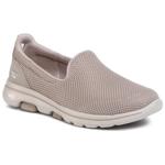 Pantofi SKECHERS - Go Walk 5 15901/TPE Taupe