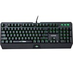 Tastatura gaming mecanica iluminata MARVO KG922, verde