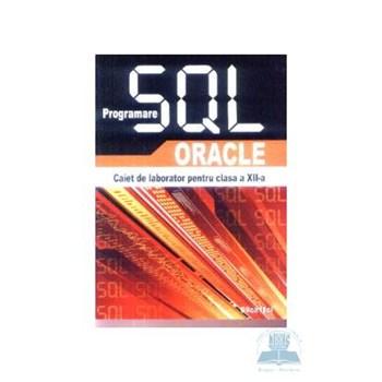 Programare sql Oracle caiet de laborator pentru cls 12 - Silca Ilici 973-571-921-0