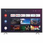 """Nou! Televizor LED Sharp 101 cm (40"""") 40BI5EA, Full HD, Smart TV, Android TV, WiFi, CI+"""