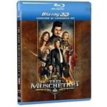 Cei trei muschetari 3D (Blu Ray Disc) / The Three Musketeers