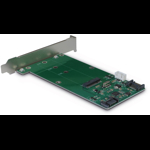 Adaptor Inter-Tech KT023A 1x SATA Male - 1x M.2 SATA SSD
