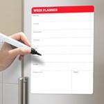 Magnet pentru frigider - Week planner