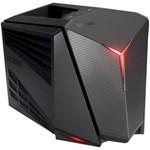 Sistem Desktop PC Lenovo IdeaCentre Y720 Cube-15ISH cu procesor Intel Core i7-7700 3.60 GHz, Kaby Lake, 8GB, 1TB + 128GB SSD, NVIDIA GeForce GTX 1070 6GB, KILLERWIFI, Free DOS