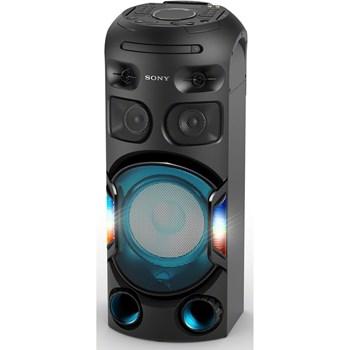Sistem audio High Power SONY MHC-V42D, Jet Bass Booster, Hi-Fi, Bluetooth, NFC, Dj Effects, USB, DVD, Party music, Party lights, Negru