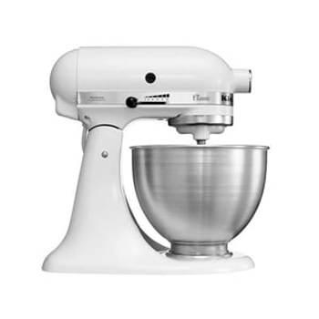 Mixer Classic 4.28L, White - KitchenAid