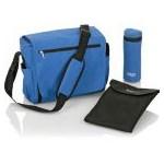 Geanta termica camping pentru schimbat bebelusi Britax Nursery Bag Blue Sky (Albastru)