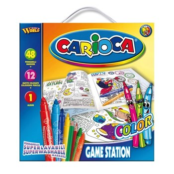 Set de Colorat Game Station Colour c41546