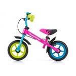 Bicicleta fara pedale Dragon Z Multicolor