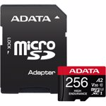 Card memorie Adata MICROSDXC 256GB AUSDX256GUI3V30SHA2-RA1