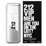 Apa de Toaleta 212 VIP Men by Carolina Herrera Barbati 100ml 8411061723760