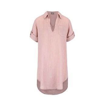 Bluza roz asimetrica ZOOT Simple