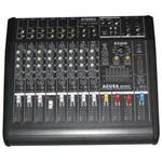 Consola DJ Azusa Mixer + Amplificator PMQ2110 MIK0043, 2X250W