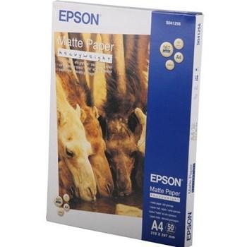 Hartie foto Epson Heavy Weight mata A4, 50 coli