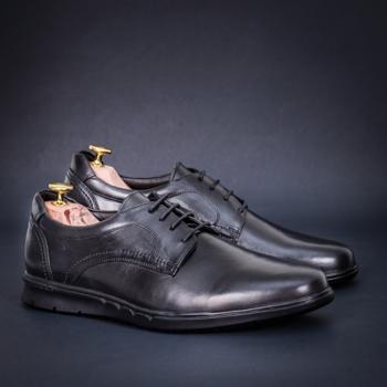 Pantofi Piele Conilo negri