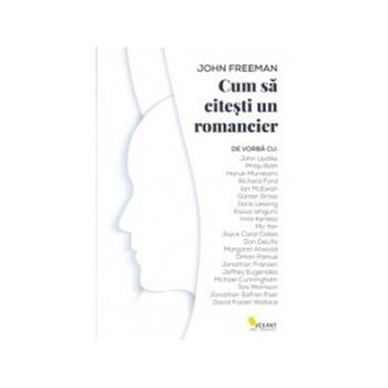 Cum sa citesti un romancier