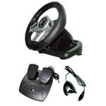 Volan Gembird STR-W1-VF volan + pedale wireless