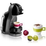 Espressor Krups Nescafe Dolce Gusto Mini-Me KP120831 0.8 l 1500W 15 Bar Capsule Negru kp120831