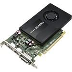 Placa video profesionala HP NVIDIA Quadro K2200 4GB DDR5 128Bit j3g88aa