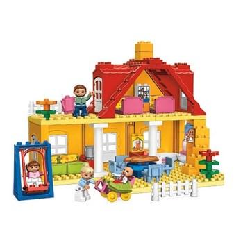 Casa familiei LEGO DUPLO (5639)