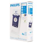 Set saci aspirator PHILIPS S-Bag FC8021/03 4 buc 8990469 fc8021