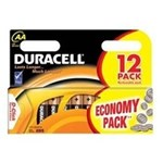 Baterii Duracell BASIC AAK12, 12 Pack, R6