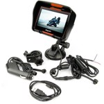 GPS motocicletă WayteQ xRIDER (fără software navigaţie)