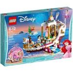 LEGO DISNEY Ambarcatiunea regala a lui Ariel, 41153, 6-12 ani
